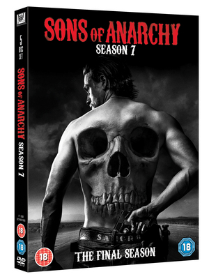 Sons of Anarchy: Complete Season 7 (2014) (Retail / Rental)