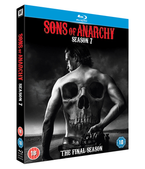 Sons of Anarchy: Complete Season 7 (2014) (Blu-ray) (Retail / Rental)