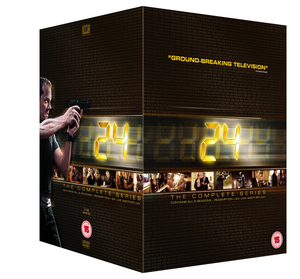 24: The Complete Collection (2014) (Box Set) (Retail Only)