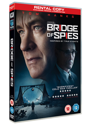 Bridge of Spies (2015) (Rental)