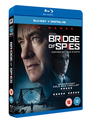 Bridge of Spies (2015) (Blu-ray) (with Digital HD UltraViolet Copy) (Retail Only)