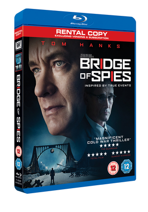 Bridge of Spies (2015) (Blu-ray) (Rental)