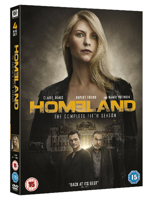 Homeland: The Complete Fifth Season (2015) (Retail / Rental)