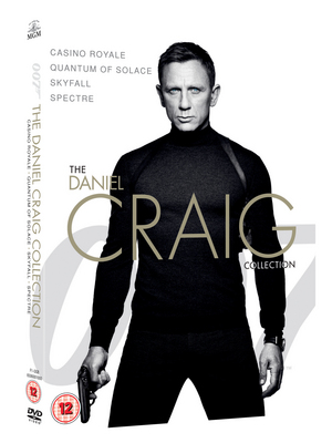 The Daniel Craig Collection (2015) (Box Set) (Retail Only)