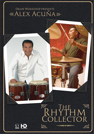 Alex Acuña: The Rhythm Collector (Retail Only)