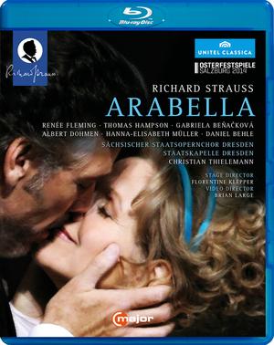 Arabella: Salzburg Easter Festival 2014 (Thielemann) (2014) (Blu-ray) (Retail / Rental)