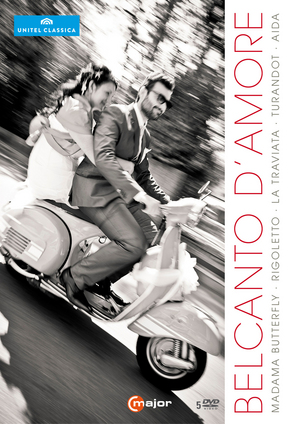 Belcanto D'amore (NTSC Version) (Retail / Rental)