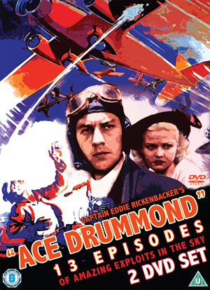 Ace Drummond: The Complete Series (1936) (Retail Only)
