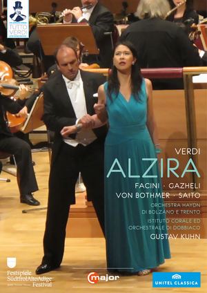 Alzira: Alto Adige Festival (Kuhn) (2012) (NTSC Version) (Retail / Rental)