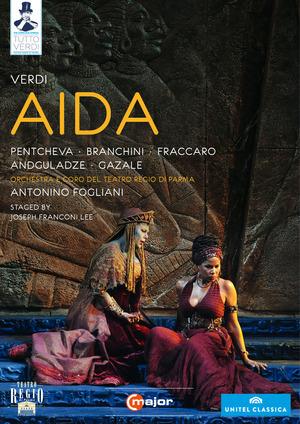 Aida: Teatro Regio Di Parma (Fogliani) (2012) (NTSC Version) (Retail / Rental)