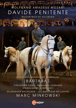 Davide Penitente: Mozartwoche Salzburg (2015) (NTSC Version) (Retail / Rental)
