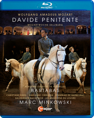 Davide Penitente: Mozartwoche Salzburg (2015) (Blu-ray) (Retail / Rental)