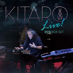 Kitaro: Live! (2002) (Box Set) (Retail / Rental)