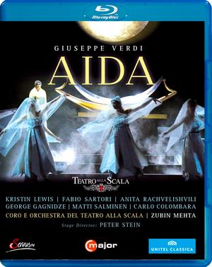 Aida: Teatro Alla Scala (Mehta) (2015) (Blu-ray) (Retail / Rental)