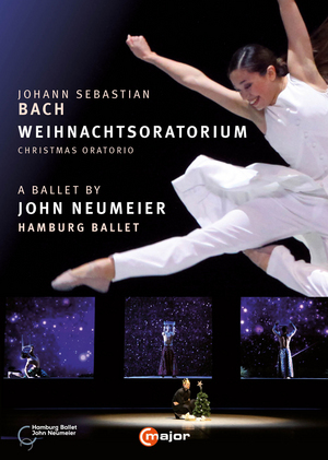 Christmas Oratorio: Hamburg Ballet (2014) (NTSC Version) (Retail / Rental)