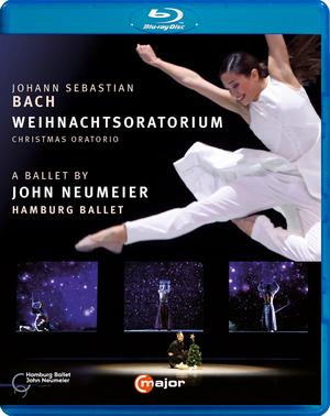 Christmas Oratorio: Hamburg Ballet (2014) (Blu-ray) (Retail / Rental)
