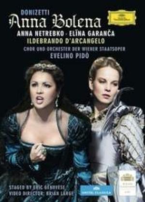 Anna Bolena: Wiener Staatsoper (Pidò) (Blu-ray) (Retail / Rental)