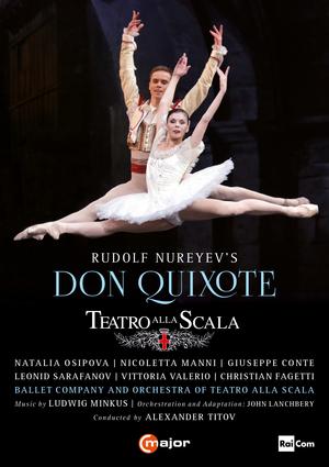 Don Quixote: Teatro Alla Scala Ballet (2015) (NTSC Version) (Retail / Rental)