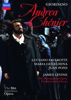 Andrea Chénier: Metropolitan Opera (Levine) (Retail / Rental)