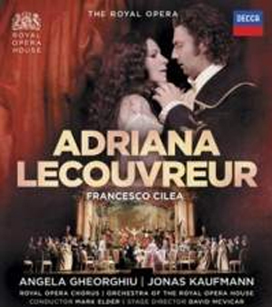 Adriana Lecouvreur: Royal Opera House (Elder) (2011) (Blu-ray) (Retail / Rental)