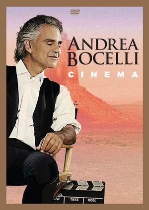 Andrea Bocelli: Cinema (Retail / Rental)