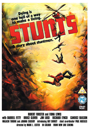 Stunts (1977) (Retail Only)