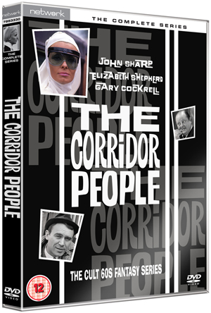 The Corridor People: The Complete Series (1966) (Retail Only)