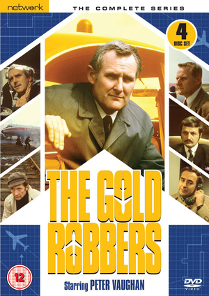 The Gold Robbers: The Complete Series (1969) (Retail Only)