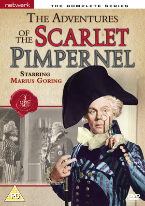 The Adventures of the Scarlet Pimpernel: The Complete Series (1956) (Retail Only)