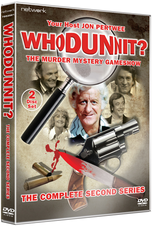 Whodunnit: The Complete Second Series (1974) (Retail Only)