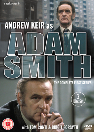 Adam Smith: The Complete Series 1 (1972) (Retail Only)
