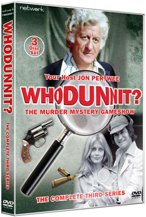 Whodunnit: The Complete Third Series (1976) (Retail Only)