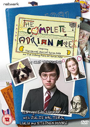 Adrian Mole: The Complete Series (1987) (Retail Only)