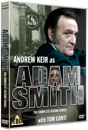 Adam Smith: The Complete Series 2 (1973) (Pulled)
