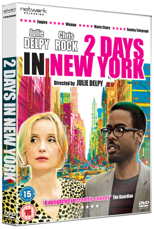 2 Days in New York (2011) (Retail Only)
