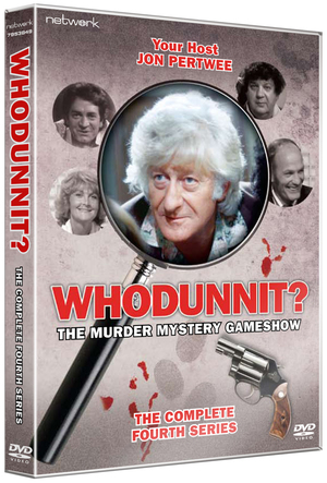 Whodunnit: The Complete Fourth Series (1976) (Retail Only)