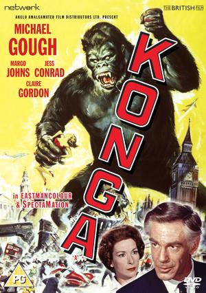 Konga (1961) (Retail Only)