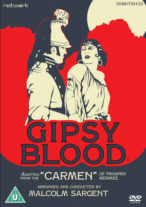 Gipsy Blood (1932) (Retail Only)