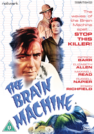 The Brain Machine (1954) (Retail Only)
