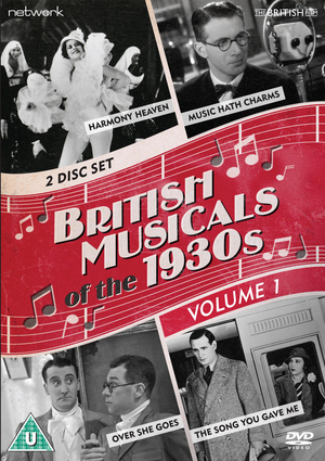 British Musicals of the 1930s: Volume 1 (1938) (Retail Only)