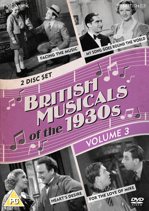 British Musicals of the 1930s: Volume 3 (1935) (Retail Only)