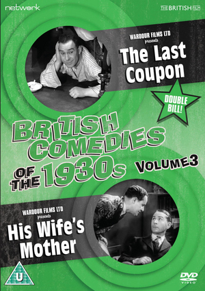 British Comedies of the 1930s: Volume 3 (1932) (Retail Only)