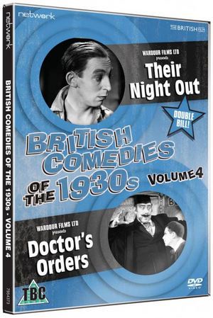British Comedies of the 1930s: Volume 4 (1934) (Retail Only)