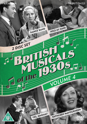 British Musicals of the 1930s: Volume 4 (1938) (Retail Only)