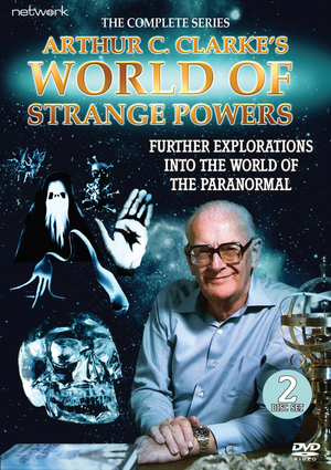 Arthur C. Clarke's World of Strange Powers: The Complete Series (1985) (Retail Only)