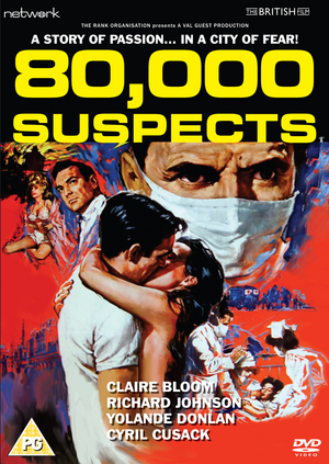 80,000 Suspects (1963) (Retail Only)