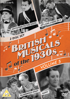 British Musicals of the 1930s: Volume 5 (1937) (Retail Only)