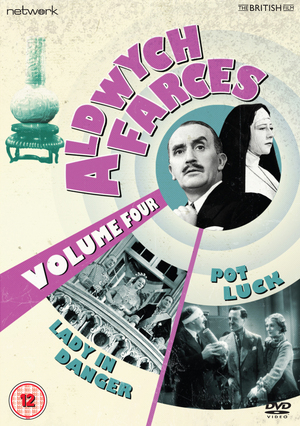 Aldwych Farces: Volume 4 (1936) (Retail Only)