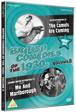 British Comedies of the 1930s: Volume 8 (1935) (Retail Only)