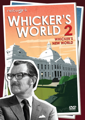 Whicker's World 2 - Whicker's New World (1990) (Retail Only)